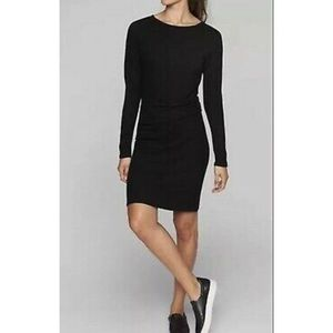 Athleta Solitude Dress - Black XXS